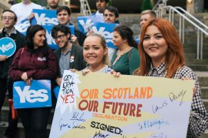 Youth Scottish Referendum