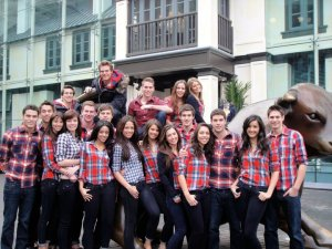 Hollister staff