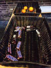 Snickers for Energy