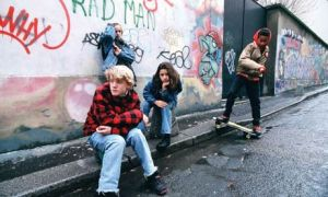 Youth on the street